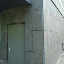 Фасадные системы выполненые в граните