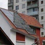 Как не платить за отопление? Солнечный коллектор + тепловой насос! Опыт киевлян
