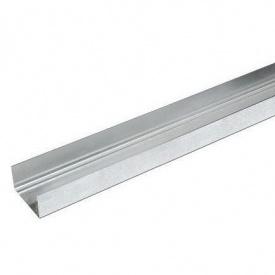 Профіль Knauf UD 3000х28х27 мм 0,6 мм