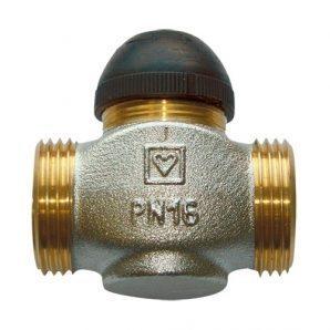Термостатичний клапан HERZ прохідний M30x1,5 DN10 (1776003)