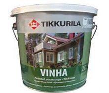 Защитно-декоративный антисептик Tikkurila Vinha полуматовый 9 л