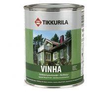 Защитный антисептик Tikkurila Vinha полуматовый 0,9 л