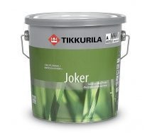 Фарба акрилатна Tikkurila Joker матова 9 л