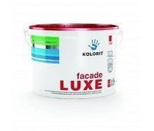 Фасадная краска Kolorit Facade Luxe 10 л