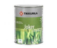 Акрилатная краска Tikkurila Joker 0,225 л матовая