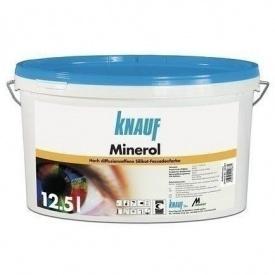 Краска Knauf Minerol 12,5 л