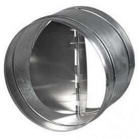 Обратный клапан металлический 100 мм