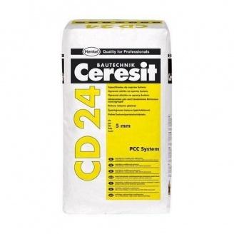 Полимерцементная шпаклевка Ceresit CD 24 25 кг