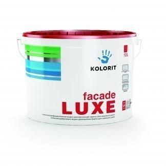 Фасадна фарба Kolorit Facade Luxe 10 л