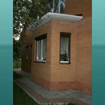 Реставрация фасада дома и комплексный ремонт в помещении