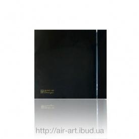 Вентилятор осьовий Silent 200 Design Black безшумний