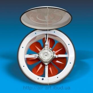 Осевой оконный вентилятор Bahchivan BK 200