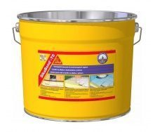 Полиуретановый клей-гидроизоляция Sika SikaBond-T8 10 л