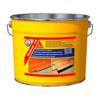 Полуэластичный полиуретановый клей Sika SikaBond T45 15 кг