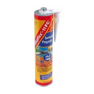 Полиуретановый клей-герметик Sika Sikaflex-11 FC+ универсальный 300 мл