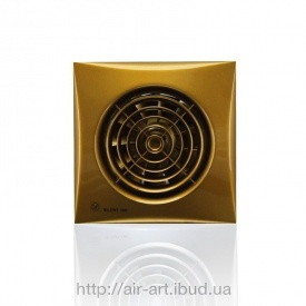 Вентилятор Silent 200 cz gold безшумний