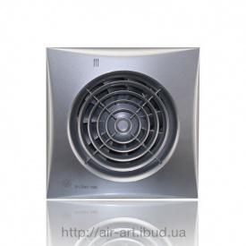 Вентилятор Silent 200 crz silver безшумний