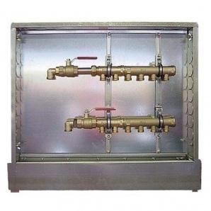Розподільна система для радіаторного опалення HERZ 7 відводів (1857407)