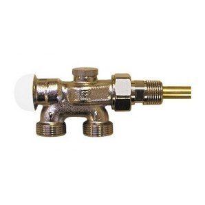Вузол одномісного підключення HERZ VTA-40 3/4 дюйма (1776742)