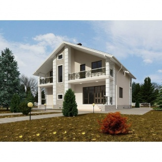 Строительство дома по проекту