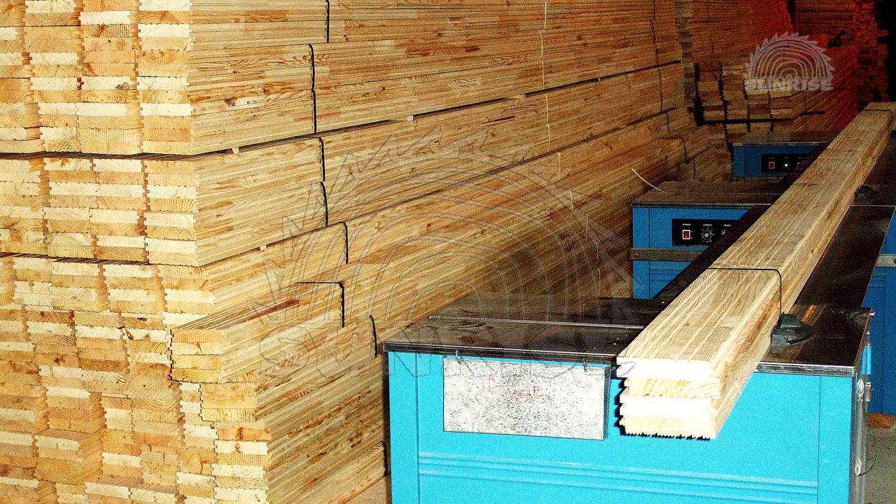 Дошка підлоги соснова зрощена