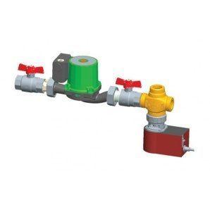 Комплект підтримки температури HERZ 4037 DN 40 (1450085)