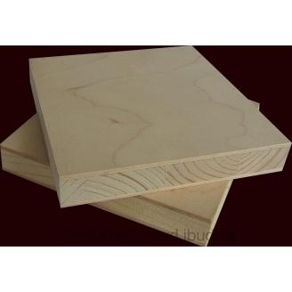 Столярная плита 2500х1250х18 мм