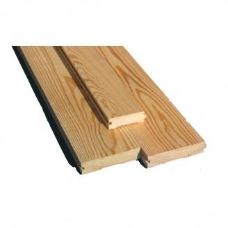 Дошка для підлоги 2 сорт 100*35*4500 мм