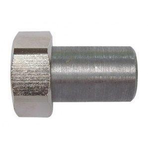 З'єднувач під зварювання HERZ з плоским ущільненням 47,5 мм (1624065)