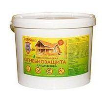 Антисептическая огнебиозащита Страж-1 1 кг