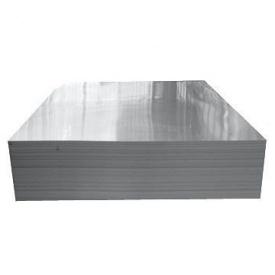 Лист алюминиевый 1,5 мм 1,5х4 м АМГ2М