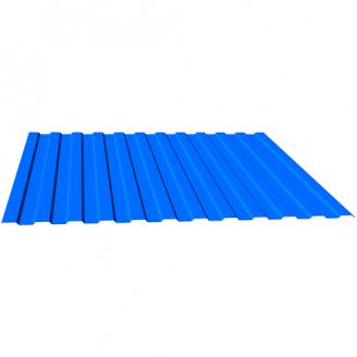 Профнастил ПС-10 0,45 мм синий