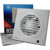 Осьовий вентилятор Dekor 200 С