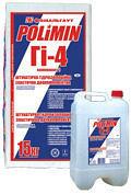 Суміш гідроізоляційна Polimin ГІ-4 25 кг