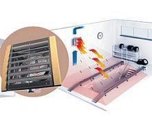 Конвектор электрический Flowair LEO EL 27 кВт