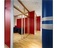 Подвесные акустические потолки Ecophon