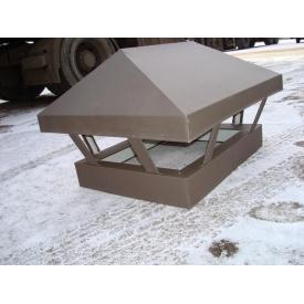 Колпак на дымоход металлический 380*550 мм