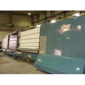 Стеклопакетная линия Lisec 1600 Х2500