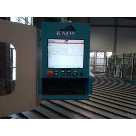 Зачистной автомат Соло для линий cварка-зачистка ЧПУ KMW APH-1LI