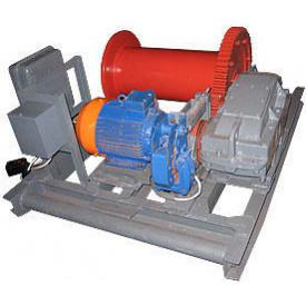 Лебедка тяговая электрическая ТЭЛ-5 5,0 т 200 м