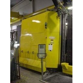 Стеклопакетная линия Lisec 2500Х3500 с газ прессом