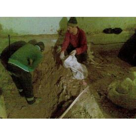 Копання траншей та котлованів вручну