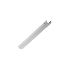 Профиль межпанельный ППР-083 белый матовый