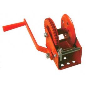 Лебедки ручные с автоматическим тормозом