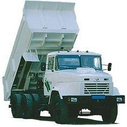 Оренда самоскида КрАЗ-65055 для будівельних робіт