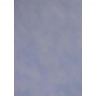 Панель пластиковая бесшовная 250x6000 мм голубой мрамор