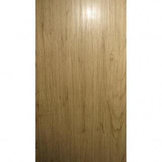 Пластиковая панель бесшовная матовая 250*6000 мм ясень коричневый