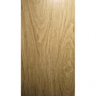 Вагонка ПВХ бесшовная 250*6000 мм дуб светло-коричневый матовый