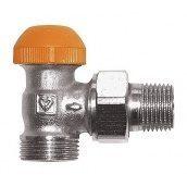 Термостатический клапан HERZ TS-98-V угловой G 3/4xR 1/2 (1763867)