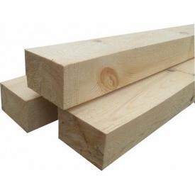 Брус деревянный сосна ООО САHРАЙC 50х100 100х50 мм 2 м свежий